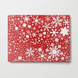 Christmas Blast Metal Print