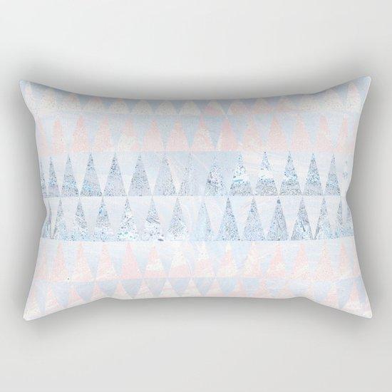 Geometric shapes Rectangular Pillow
