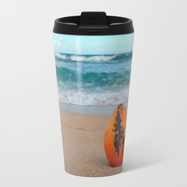 Coconut on the Beach Travel Mug