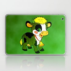 Childhood Cow Laptop & iPad Skin