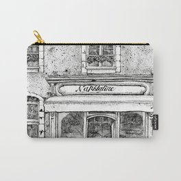 Naphtaline Carry-All Pouch