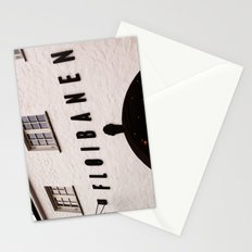 Fløibanen I Stationery Cards