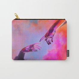 La Création d'Adam - Dorian Legret x AEFORIA Carry-All Pouch