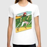 run T-shirts featuring Run by Derek Eads