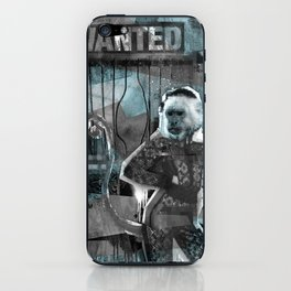 Wanted. iPhone Skin