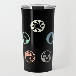 MTG Symbols Travel Mug