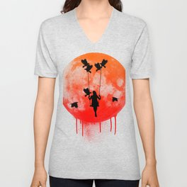Mother's Day T-Shirt Unisex V-Neck