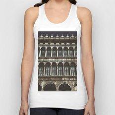 Facade on Piazza San Marco Unisex Tank Top