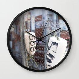 Jersey Buoys Wall Clock