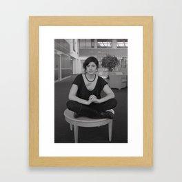 Kaitleen  Framed Art Print