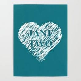 Heart Jane Two Poster