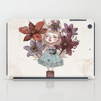 coffe iPad Cases featuring Coffe time by flaviasorr