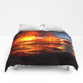 Kilauea - Hawaii Comforters