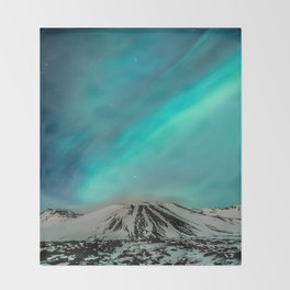 AURORA Throw Blanket