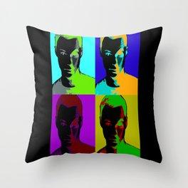 Pop Art Sheldon Throw Pillow