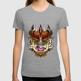 Bajra Face of Wind T-shirt