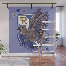 Ravenclaw House Crest Wall Mural