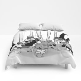 Summer at the Shack Comforters