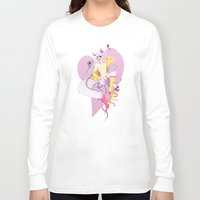 fnaf Long Sleeve T-shirts featuring FNAF: Foxgle01 by Jackce