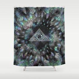 Benzseen Shower Curtain