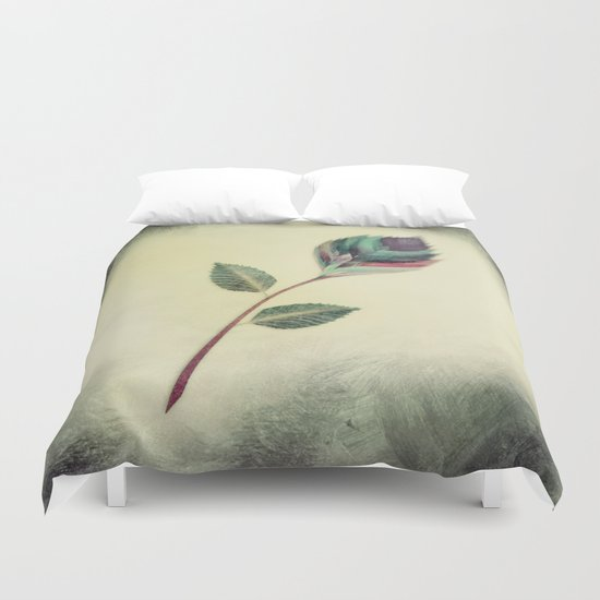 Strange Flower 2 Duvet Cover