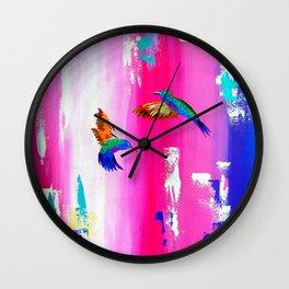 Just Splendid! Wall Clock