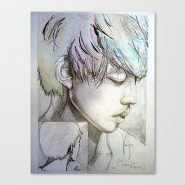 HIM Canvas Print