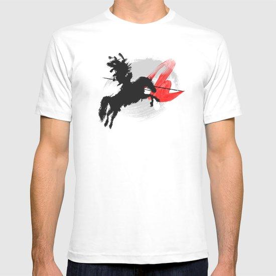 Polish hussar polska husaria t shirt by viva la for Polish t shirts online
