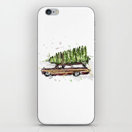 Perfect Christmas Tree iPhone Skin