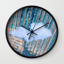 Cybernetic Memory Wall Clock