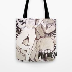 Something Nefarious Tote Bag