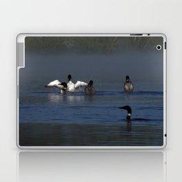 loon wave Laptop & iPad Skin