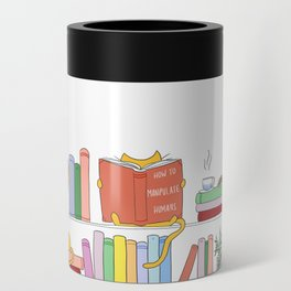Cats and books. What else ? Can Cooler