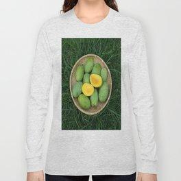 MANGOES GALORE Long Sleeve T-shirt