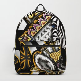Prince of the Savanna Backpack