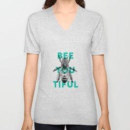 Bee-you-tiful Unisex V-Neck