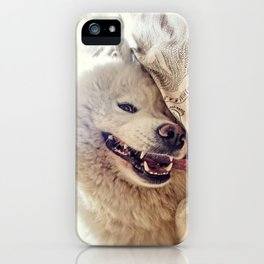Playful One iPhone Case