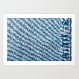 Jeans Pocket With Denim Texture, Jeans Texture, Denim Texture, Textured Background Cover, Pattern Art Print