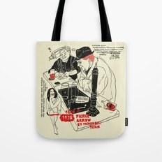Lost days II. Tote Bag