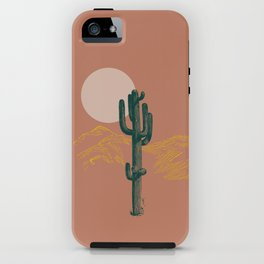 hace calor? iPhone Case
