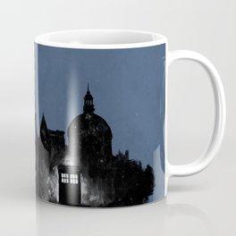 Police Box in Paris Coffee Mug