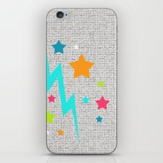 Stacy Starshine iPhone & iPod Skin