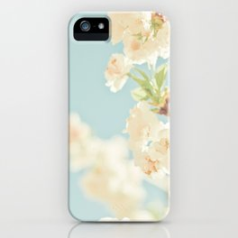 Cotton Candy In The Sky iPhone Case