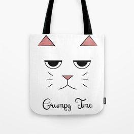 Grumpy Time Tote Bag