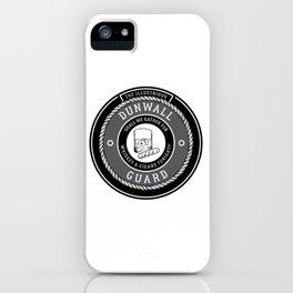 Whiskey & Cigars (Grey) iPhone Case