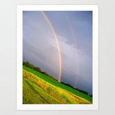 Some Where... Over The Rainbow Art Print