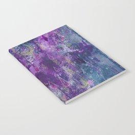 nocturnal bloom Notebook