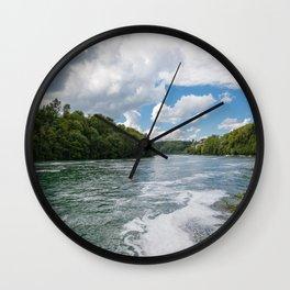 Rhine Wall Clock