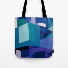 Tilt Shift Tote Bag