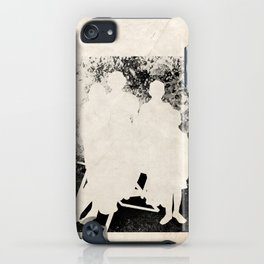 the secret family iPhone Case